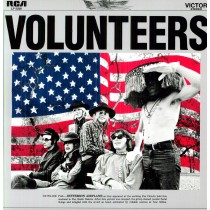 Jefferson Airplane album Volunteers LP