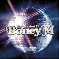 CD Boney M- The greatest hits (album)