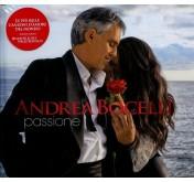 CD Bocelli Andrea- Passione 1a edizione: 8033120983474