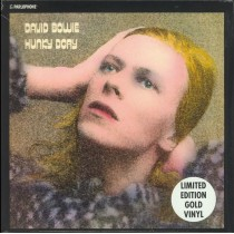 LP DAVID BOWIE HUNKY DORY GOLD VYNIL EDITION 190295833923