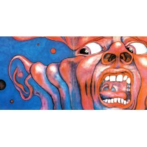 LP King Crimson ‎– In The Court Of The Crimson King (album)