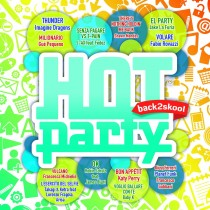 CD HOT PARTY BACK2SKOOL 2017 600753795767