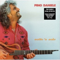 "LP 12"" 33 GIRI PINO DANIELE SOTTO O' SOLE 5054197952814"