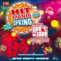 CD HIT MANIA SPRING 2018 (2CD) 8058964884596