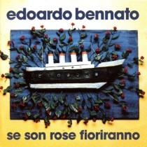 CD edoardo bennato - se son rose fioriranno  album