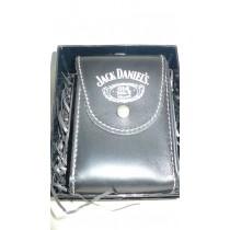 Portasigarette in pelle Jack Daniel's