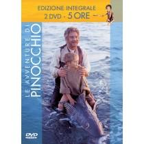 DVD Le avventure di Pinocchio edizione integrale 2 dvd 5ORE