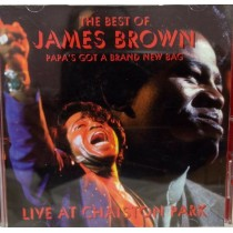 CD James Brown- Papa's got a brand new bag (album) 5016073748720