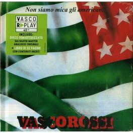CD VASCO ROSSI - NON SIAMO MICA GLI AMERICANI 40° (40° Rplay S.E.) 190759476321