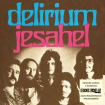 DELIRIUM JESAHEL 45 GIRI VINILE COLORATO LTD 5054197042386