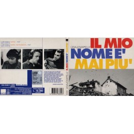 LIGAJOVAPELU' - IL MIO NOME E' MAI PIU' - CD SINGLE DIGIPACK 1999 EXCELLENT