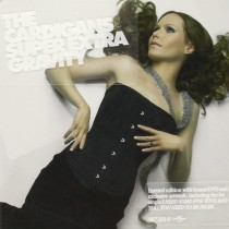 CD The Cardigans- super extra gravity 2CD+Dvd PRIMA EDIZIONE SPECIAL
