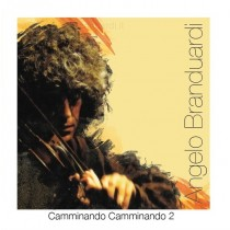 CD Angelo Branduardi-Camminando Camminando 2 (album)
