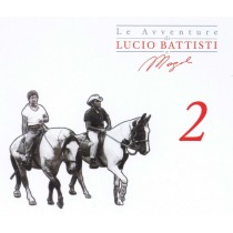 CD Lucio Battisti & Mogol- Le Avventure 2 (album)