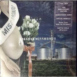 LIGABUE - Miss Mondo. 20th anniversary edition 2 LP