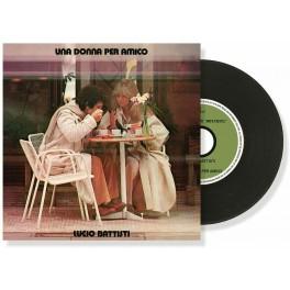 CD Lucio Battisti - Una Donna Per Amico (Vinyl Replica Limited Edition)