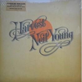 LP Neil Young - Harvest - Vinile (180 gr.) LTD 2011 rare