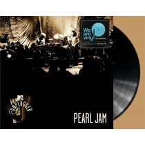 LP Pearl Jam MTV UNPLUGGED LTD EDITION repress 2021