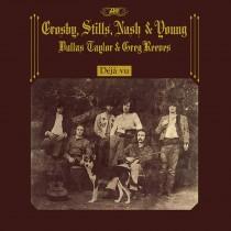 LP Crosby Stills Nash & Young Deja Vu 50Th Anniversary Box Lp + 4Cd 603497848027