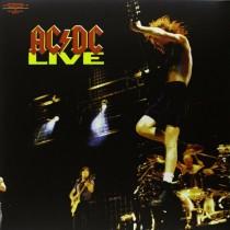 LP AC/DC Live 180g 2VINYL GATEFOLD SPECIAL COLLECTORS EDITION 2009 5099751283614