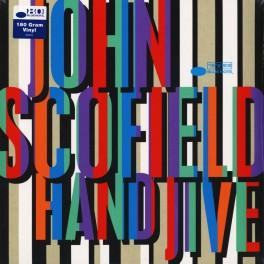 John Scofield Hand Jive 180gr. Blue Note VINILE 602577596650