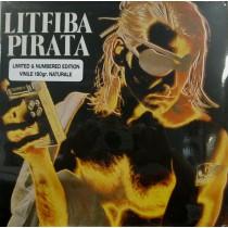 LP Litfiba Pirata Vinile 180 Gr. Colorato (Naturale) LTD Numerato 5054197104763