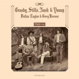 LP Crosby Stills Nash & Young - Deja Vu Alternates VinYL 180 Gr. Rsd LTD 603497845019