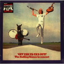 LP The Rolling Stones in concert-Get yer ya-ya' out 2003 ABKCO 042288233312