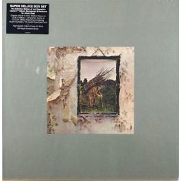 Led Zeppelin: LedZeppelin IV - Super Deluxe BOX LP + CD + BOOK 081227964313