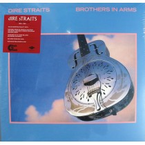 LP Dire Straits - Brothers in arms 2LP AUDIOPHILE 180 GR BACK TO BLACK 602537529070