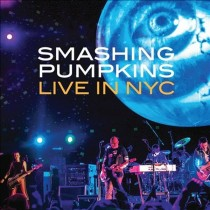 CD/DVD SMASHING PUMPKINS - OCEANIA. LIVE IN NYC