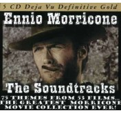 CD Ennio Morricone- The Soundtracks 076119510310