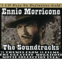 CD Ennio Morricone- The Soundtracks