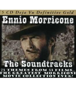 CD Ennio Morricone- The Soundtracks