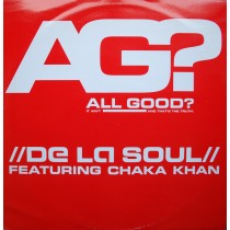 CDs De La Soul feat Chaka Khan- all good?