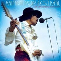 CD Jimi Hendrix experience  Miami pop festival 888837699228