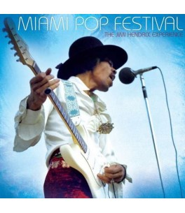Miami pop festival-Jimi Hendrix experience