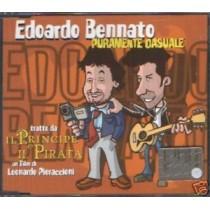 CDs Edoardo Bennato- puramente casuale sigillato