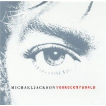 CDs Michael Jackson- you rock my world singolo