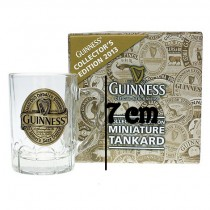 Collector's edition miniature tankard