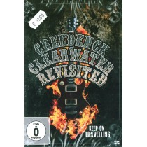 DVD Credence Clearwater Revisited keep on travelling