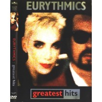 DVD eurythmics greatest hits