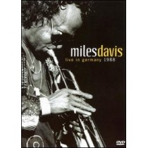 DVD Miles Davis live in germany 1988