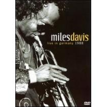 DVD Miles Davis live in germany 1988