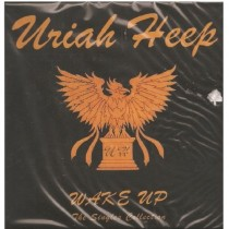 CD Uriah Heep wake up the singles collection 6cd