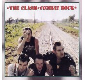 CD  The CLASH Combat rock - Jewel EDIZIONE 1999