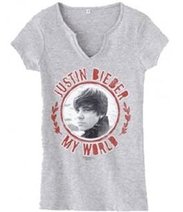official merchandise Justin Bieber