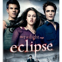 DVD THE TWILIGHT SAGA--ECLIPSE