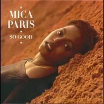 LP Mica Paris- so good (vinile 33 giri)