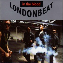 LP London Beat in the blood (vinile 33 giri)